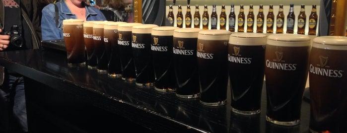 Guinness Storehouse is one of Hans Zimmer — Irish Pub.