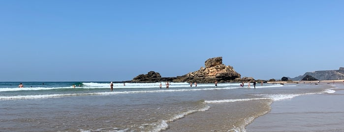 Praia do Castelo is one of Algarve.