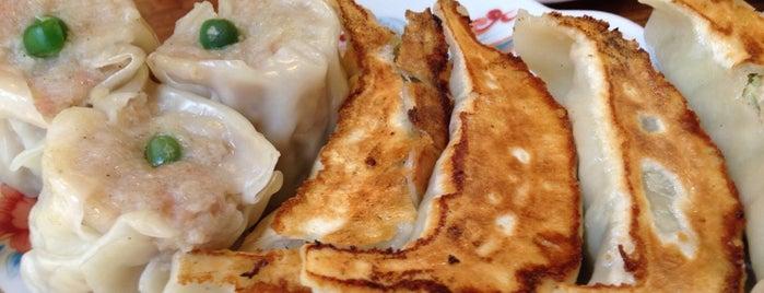 東亭 is one of 美味しい焼き餃子が食べたい!(東京都内).