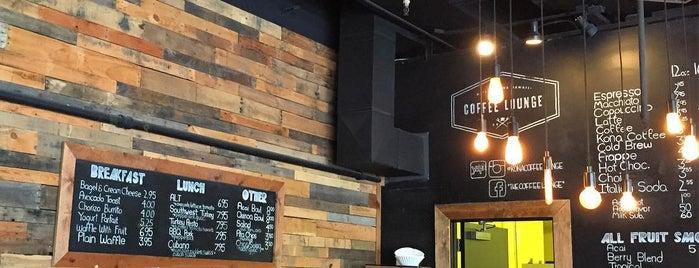 The Coffee Lounge is one of 🚁 Hawaii 🗺.