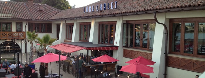The Lake Chalet Seafood Bar & Grill is one of East Bay.