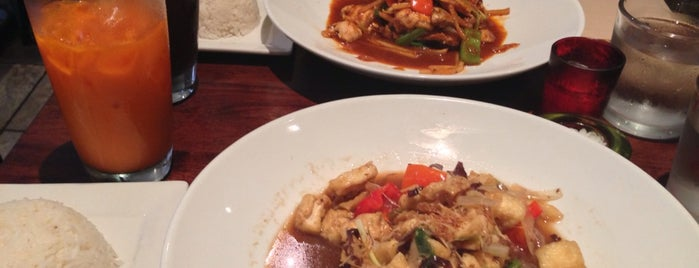 Little Basil Thai Cuisine is one of Affinia Shelburne's Local Tips.