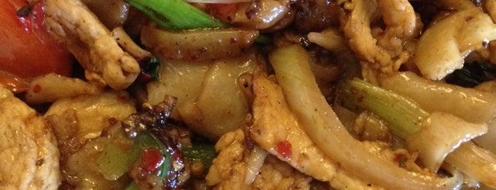 Thai Taste is one of I'nın Kaydettiği Mekanlar.