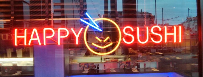 Happy Sushi is one of To do list: Rotterdam.