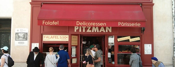 Pitzman is one of Best of Paris.