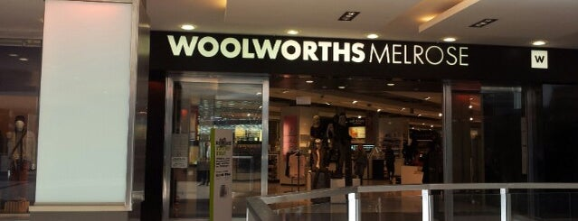 Woolworths is one of Café und Tee 3.