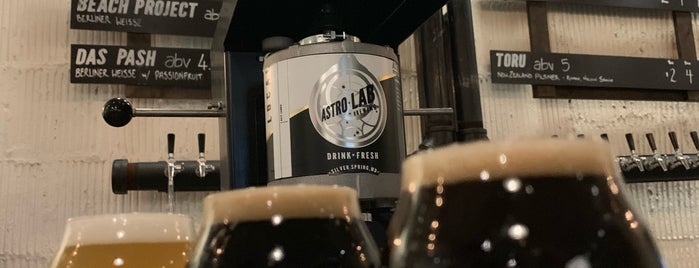 Astro Lab Brewery is one of Mimi : понравившиеся места.