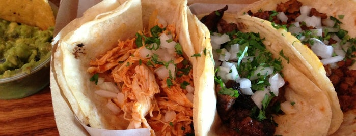 Taco Bamba is one of Best Places DC/Metro Area Part 1.