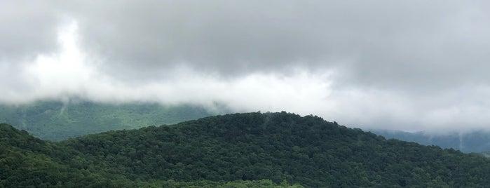Lane Pinnacle Overlook is one of Lugares favoritos de Adri.