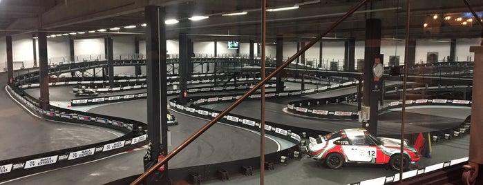 Wavre indoor karting (WIK) is one of Orte, die Zeeha gefallen.
