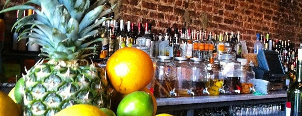 Amaru Pisco Bar is one of NYC To-Do.