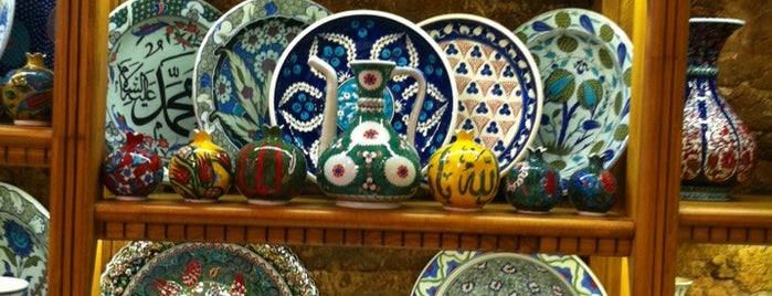 Iznik Works is one of Istanbul.