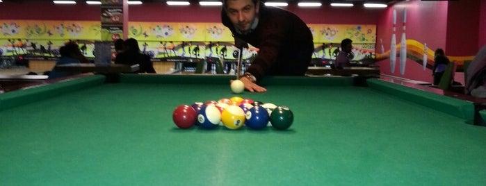 Forum istanbul bilardo ve bowling salonu is one of สถานที่ที่ hndn_k ถูกใจ.
