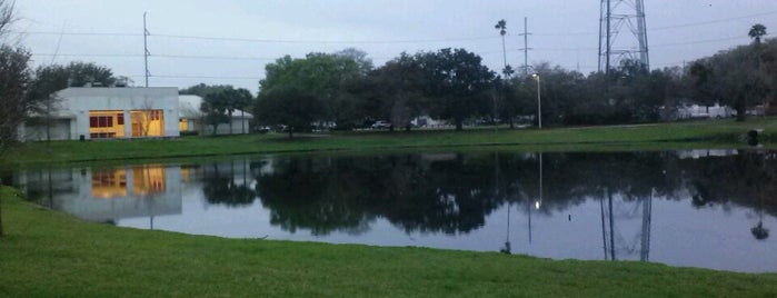 Ragan Park is one of City of Tampa Parks.