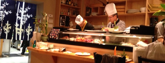 To-Ne Sushi is one of Toronto Restaurant Bucket List.