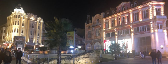 Plovdiv Center is one of Ertuğrul'un Beğendiği Mekanlar.