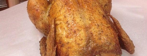 yummy yummy chicken is one of k_chicken: сохраненные места.