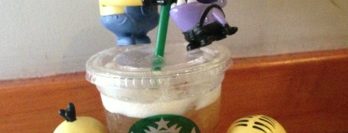 Starbucks is one of SBY Culinary Spot!.