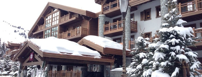 L'Apogée Courchevel ***** is one of BoutiqueHotels.