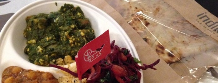 Deep Indian Kitchen (Indikitch) is one of Vegetarian NYC.