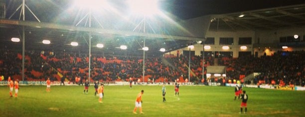 Bloomfield Road Stadium is one of Soccer Stadiums.