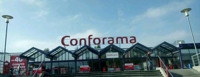 Conforama is one of Lugares favoritos de Mine.