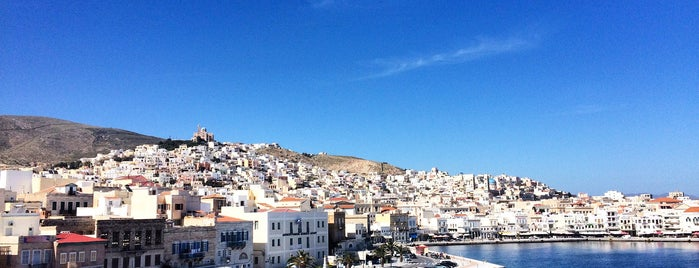 Syros is one of Marie 님이 좋아한 장소.
