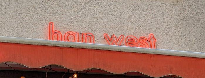 Han West is one of Berlin 3.
