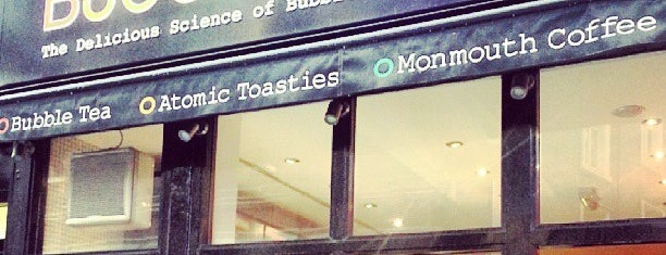 Bubbleology is one of Favorite London Food.