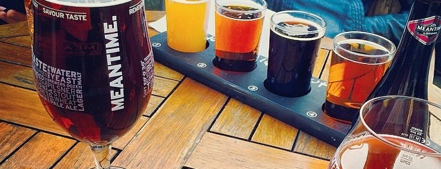 Meantime Brewing Company is one of London's Best for Beer.