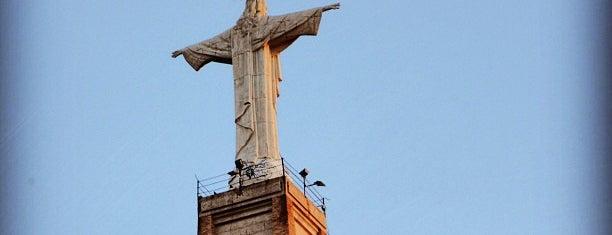Cristo de Monteagudo is one of Spain.