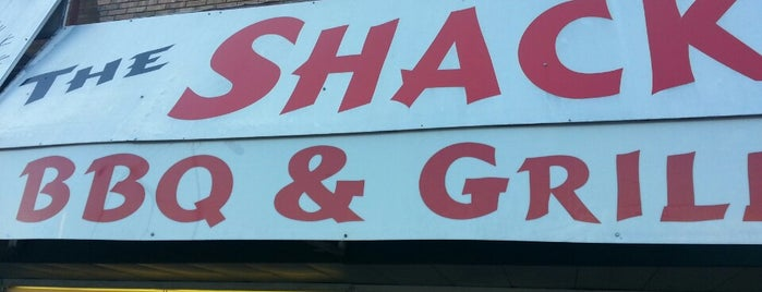 The Shack BBQ And Grill is one of BBQ Joints.