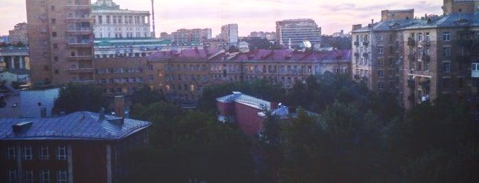 Воздух is one of Olga'nın Kaydettiği Mekanlar.