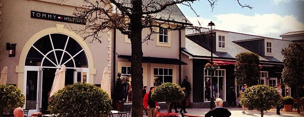 Kildare Village is one of Mark's list of Ireland.