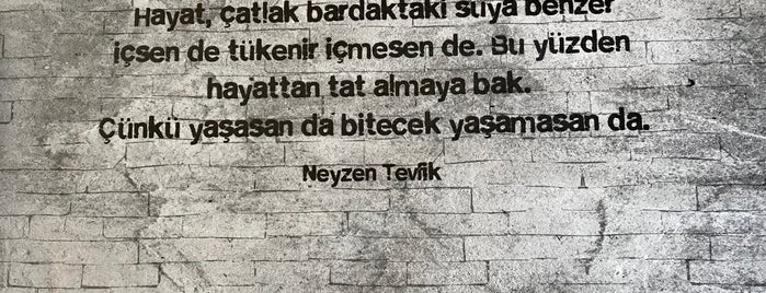 Keyf-i Neyzen is one of İzmir.