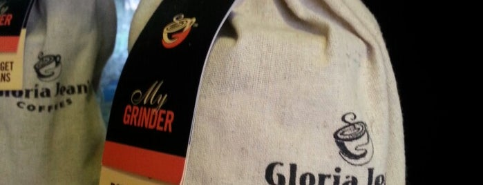 Gloria Jean's Coffees is one of Ycard.