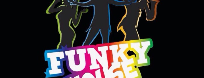 FUNKY HOUSE ArtPlace is one of Best Places!.