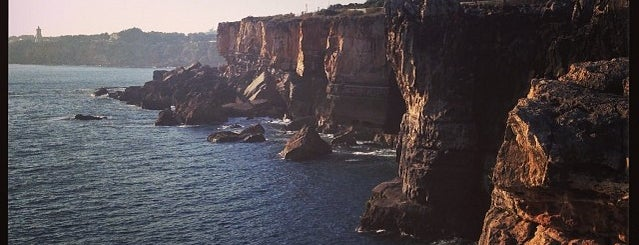 Boca do Inferno is one of Locais curtidos por Evan.