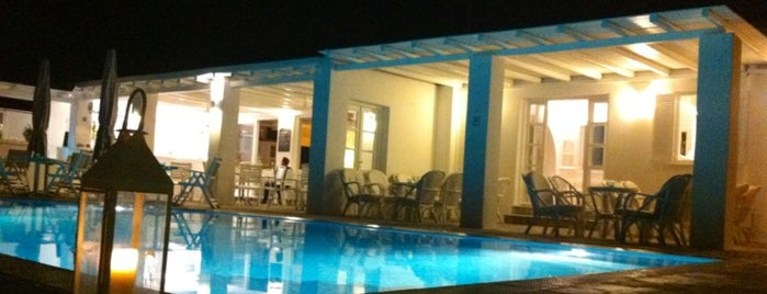 Minois Village Hotel Suites & Spa is one of Paros.