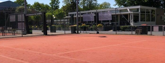 Tennisvereniging Het wooldrik is one of Lugares favoritos de Kaptenniglo.