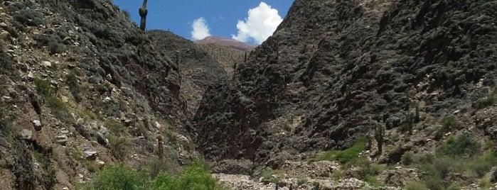 Garganta del Diablo y La Cascada is one of Argentina Vacation Ideas.