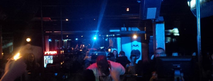 Barcode Nightclub is one of Toronto Places.