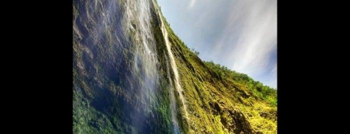 Hi'ilawe Falls is one of HI spots.