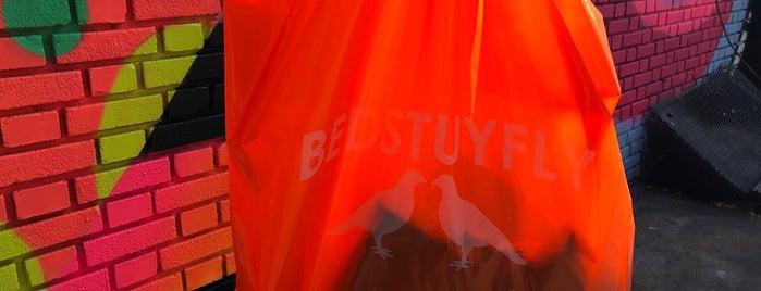 BEDSTUYFLY is one of Biz's Better Brooklyn listing.