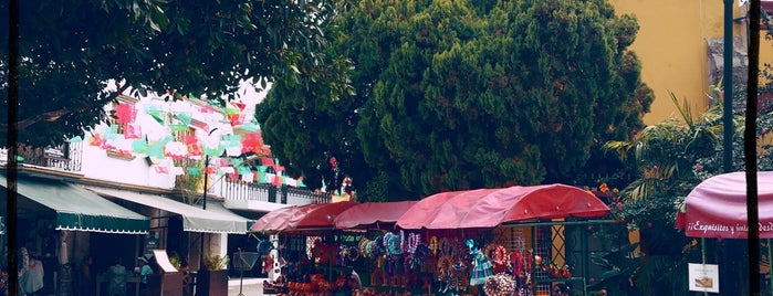 Tequisquiapan is one of สถานที่ที่ Sergio M. 🇲🇽🇧🇷🇱🇷 ถูกใจ.