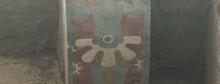 Piramide de Cacaxtla is one of Mexico.