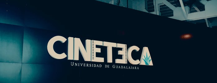 Cineteca FICG de la UdeG is one of Orte, die Jhalyv gefallen.