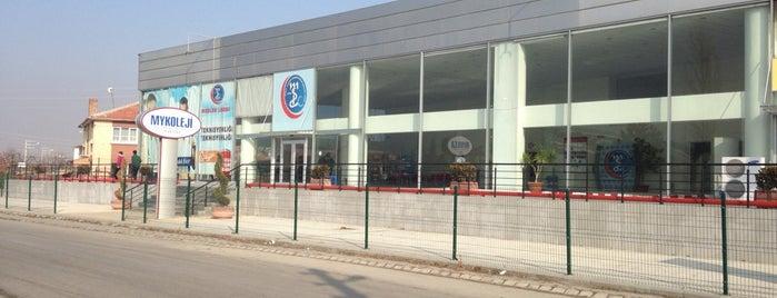 MY Kolej Eskişehir is one of Eskişehir Özel Okul | Kolejler.