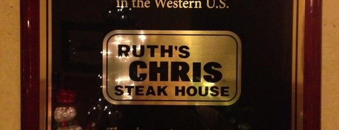Ruth's Chris Steak House - Park City is one of Alara 님이 좋아한 장소.