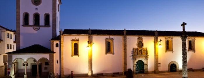 Igreja Antiga Sé is one of Igrejas da Cidade de Bragança.